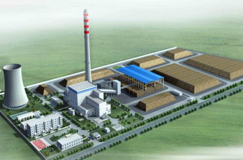 生物质热电联产项目